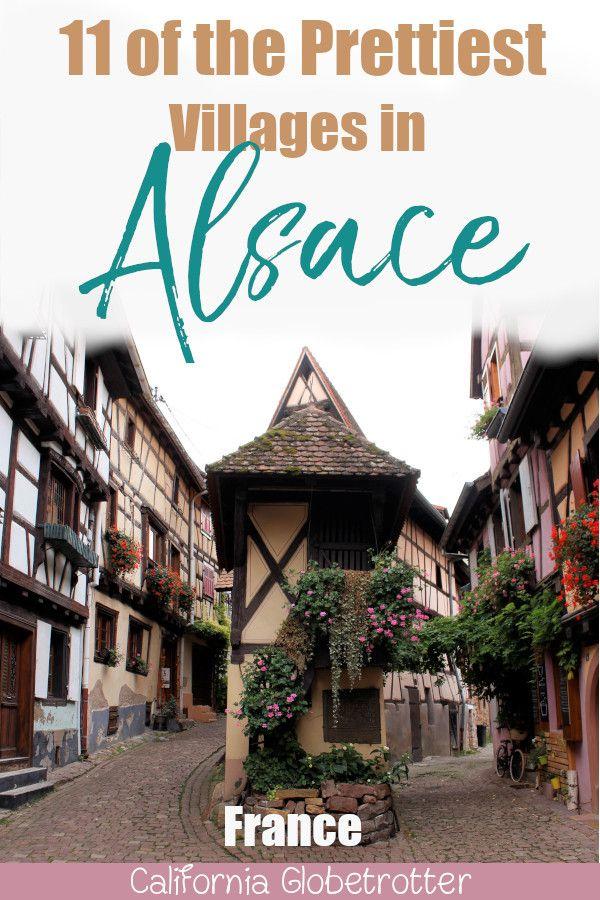 Itinerario de 3 días de la ruta del vino de Alsacia