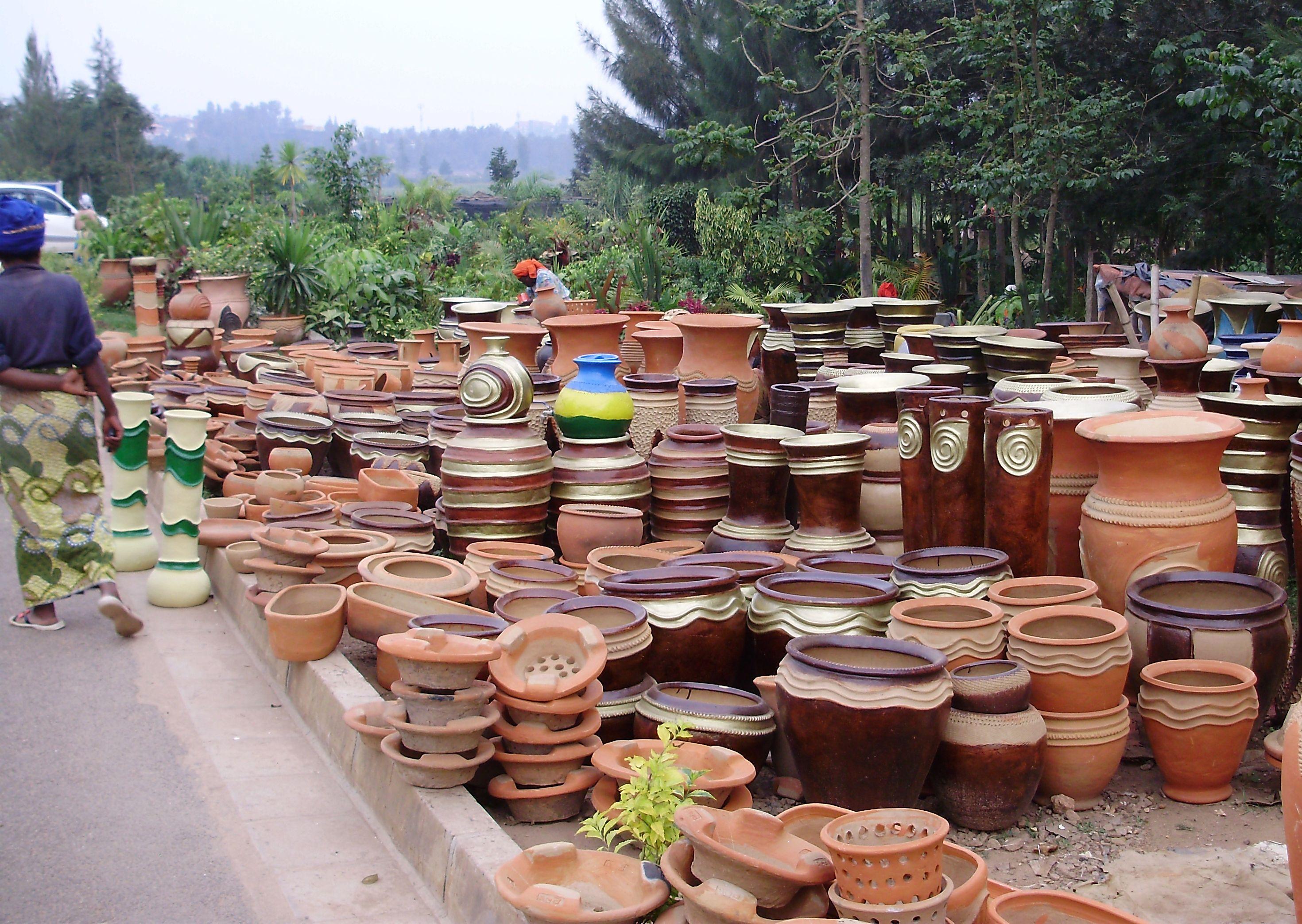 Image result for Twa pottery rwanda