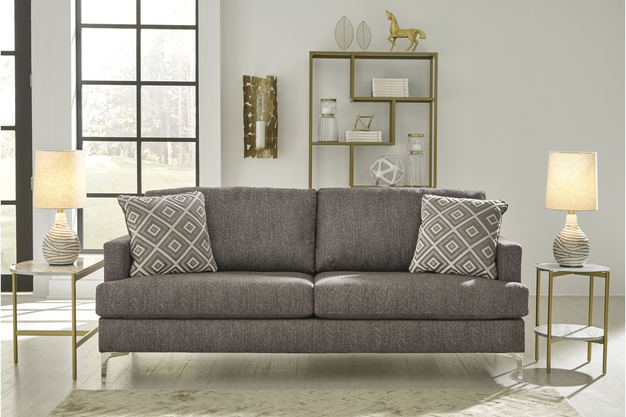 Arcola Java Sofa At Gardner White In 2021 Love Seat Ashley Furniture Living Room Inspiration