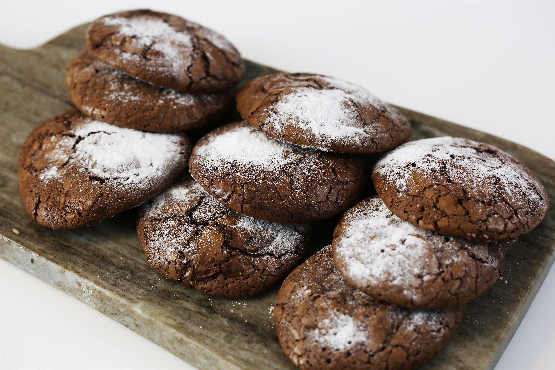 Brownie Tadında Kurabiye Nasıl Yapılır ? - İdil Tatari ...