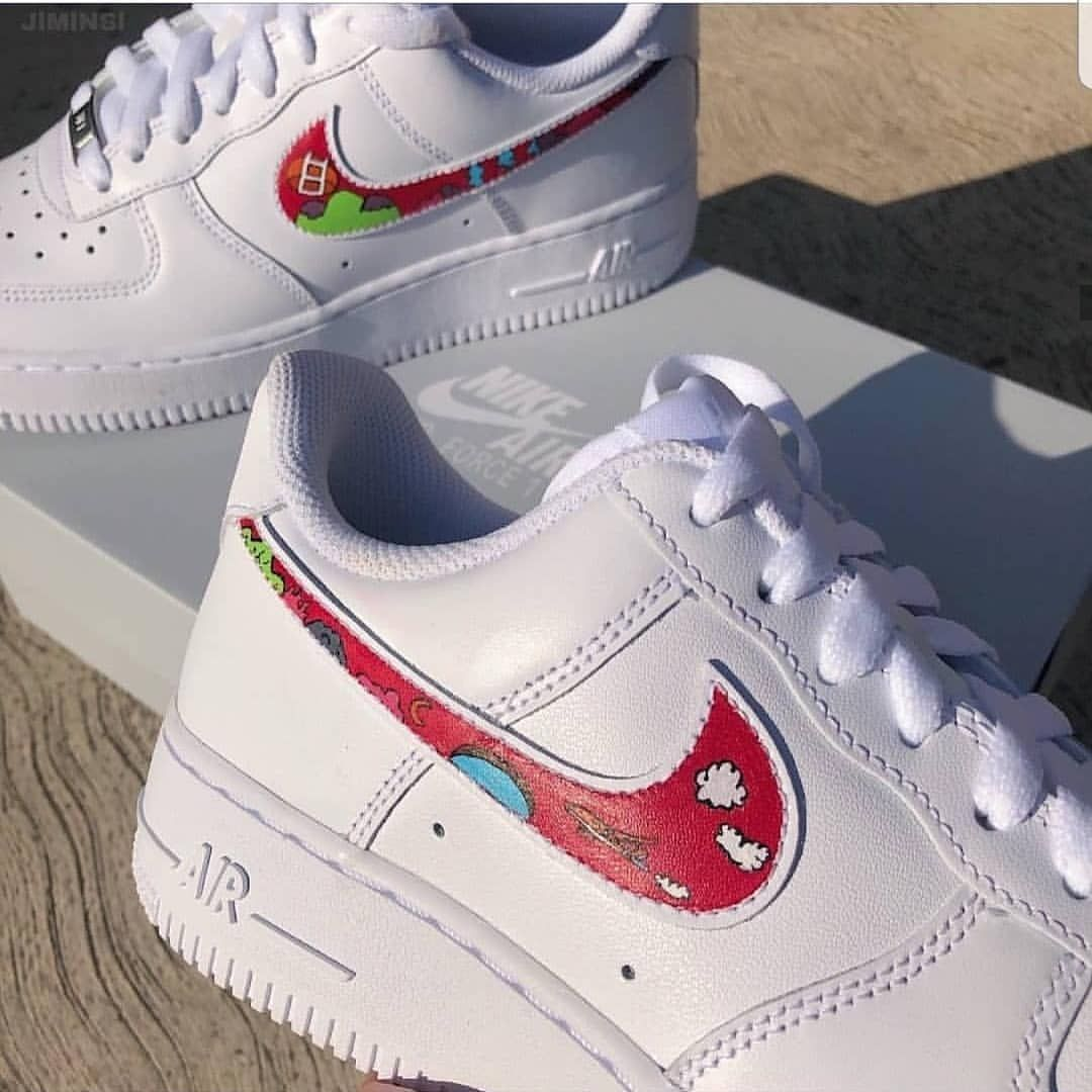 "046aad087 Welcome to my hope world"" | Style ♡ in 2019 | Sneakers nike, Custom ..."
