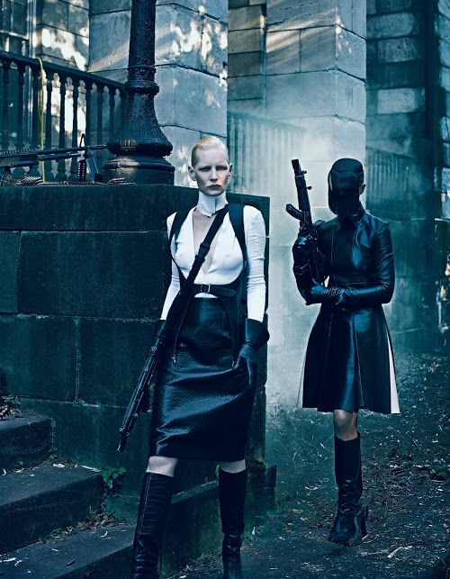 New Order by Steven Klein