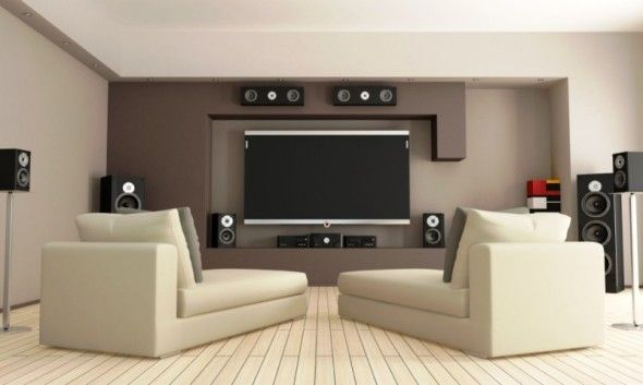 Room · How To Improve Home Theater Room Acoustics | Decorating Design Ideas