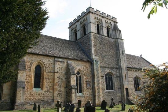 Iffley Church   ...built 1170