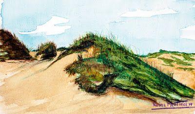 Apuntes naturales: La duna