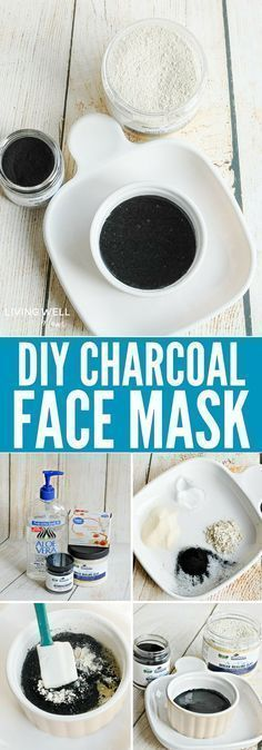 Photo of #allnatural #Charcoal #DIY #Easy #Face #face mask for pores …