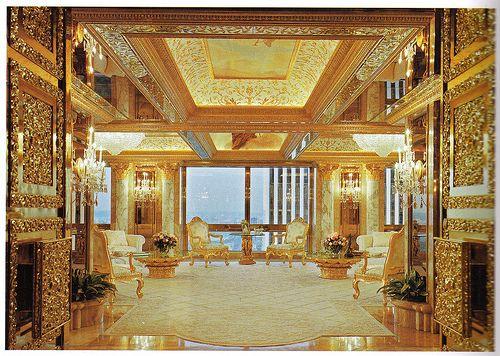 Donald Trump Apartment New York Fogbow