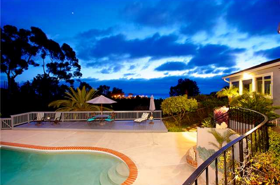 Where in these busy times can you find the much needed peace and serenity this home affords…In this beautiful La Jolla Village home of course!
