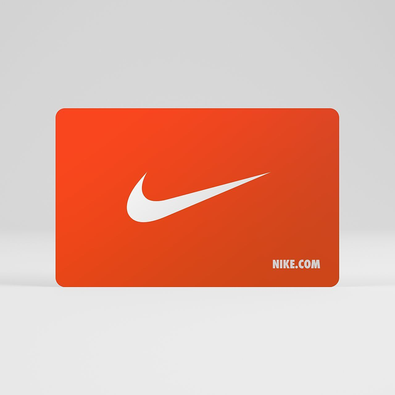 Photo of Nike Digital Geschenkkarte. Nike.com