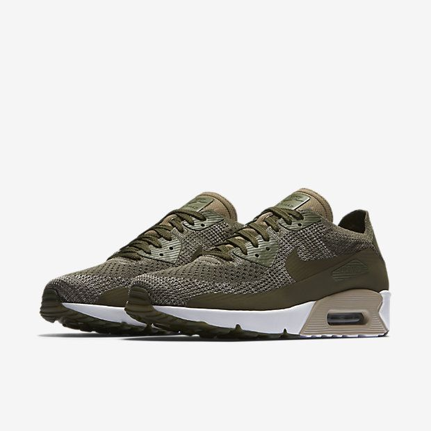 Chaussure Nike Air Max 90 Ultra 2.0 Flyknit pour Homme ...