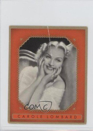 Carole Lombard COMC REVIEWED Good to VG-EX (Trading Card)…