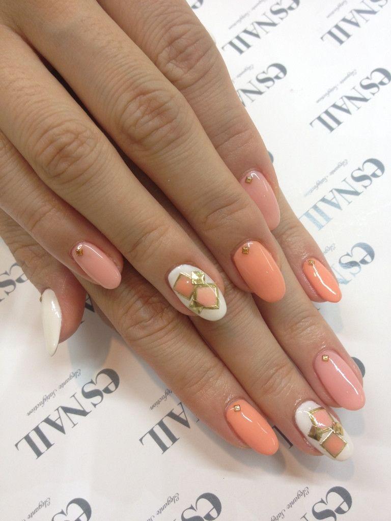 ☆MALIAちゃん☆   Hot nails, Fashion nails, Nails