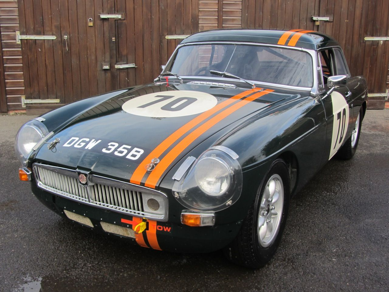 1964 MGB Racecar with full FIA /MSA Papers | MG | Pinterest | Cars ...