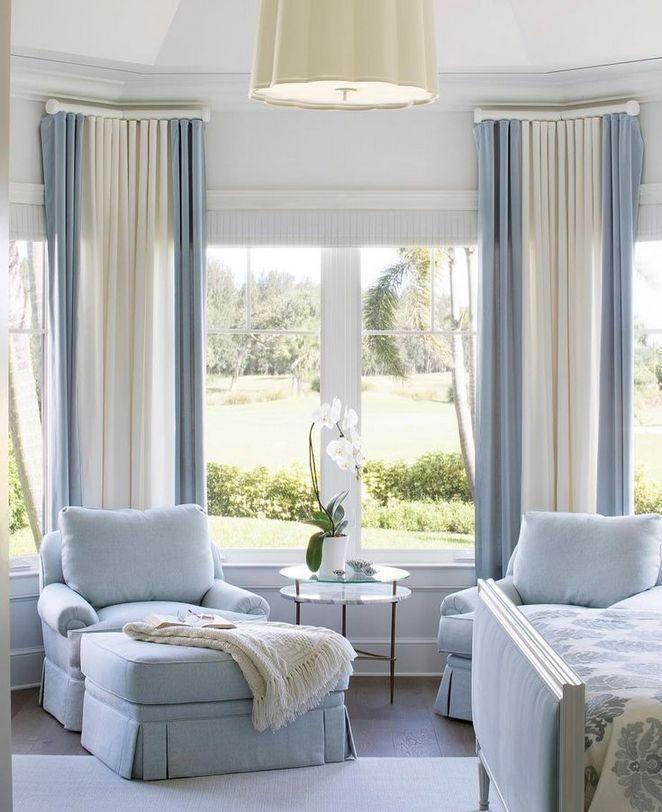 04 Bedroom Ideas Master Romantic Blue 6 | Blue bedroom ...