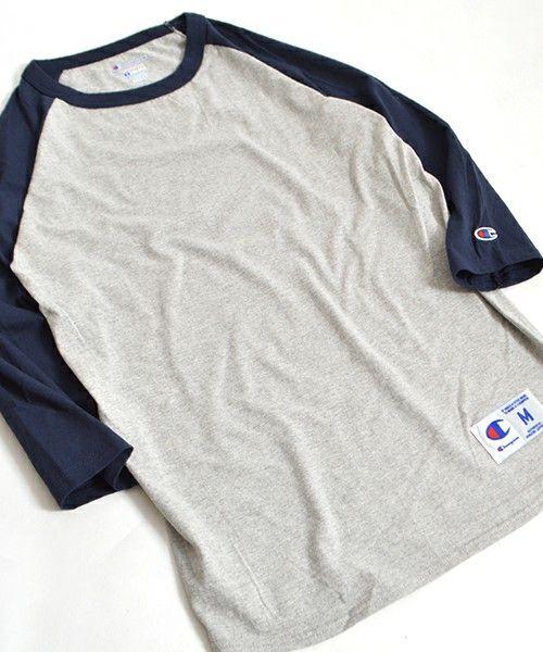 【ZOZOTOWN】Champion(チャンピオン)のTシャツ/カットソー「【Champion】 チャンピオン ベースボール ロング Tシャツ」(44/T1397)をセール価格で購入できます。