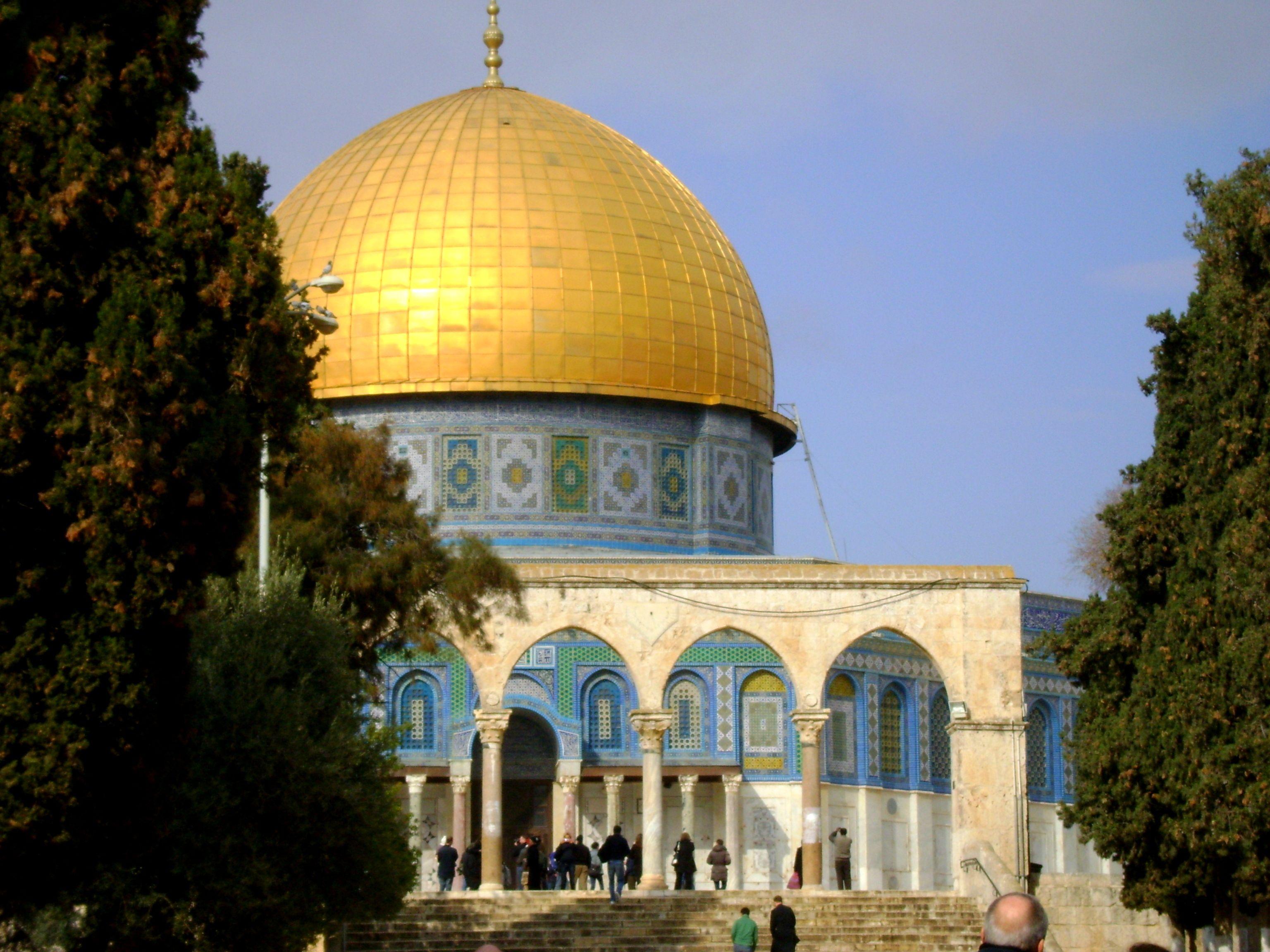 Jeruzalem 2008