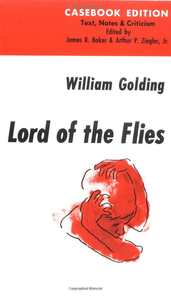william golding s lord of the flies text notes criticism  william golding s lord of the flies text notes criticism william golding