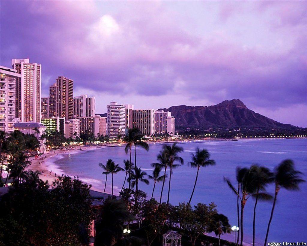 Pin By April Wantaja On Travel Hawaii Beaches Honolulu Beach Honolulu Oahu