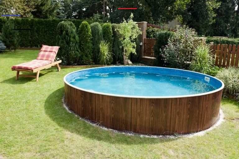 Swimmingpool Im Eigenen Garten Poolimgartenideen Unser Ratgeber Liefert Antworten Auf Alle Oberirdische Pools Pool Im Garten Hinterhof Pool Landschaftsbau
