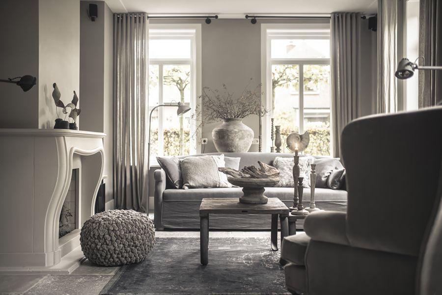 Interieur warm grijs styling  Hoffz interieur www