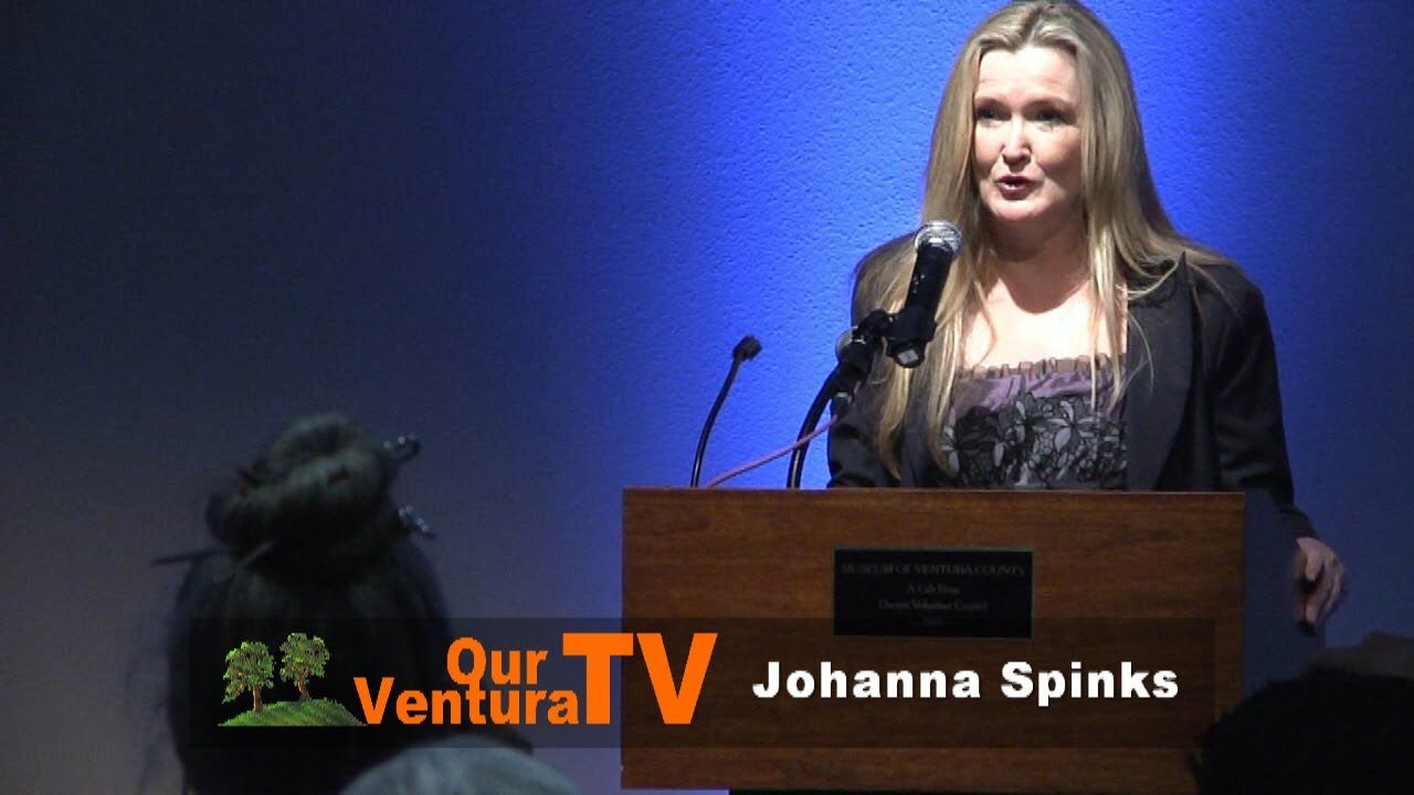 Johanna Spinks Receives 2012 Mayor's Arts Award for Artist in The Community, event, Museum of Ventura County.