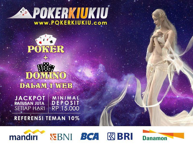 Poker dan Domino dalam 1 Web. Tersedia Aplikasi Untuk