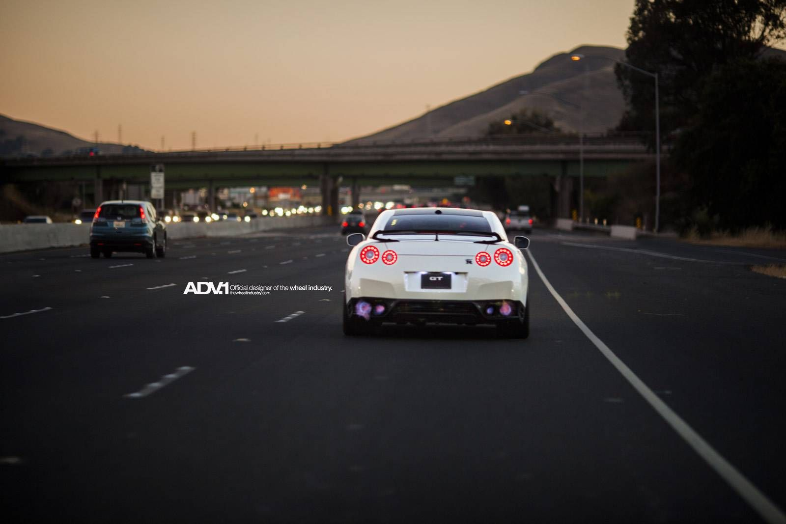 GTSpirit.com ~ Photo Of The Day: Nissan GT-R Spitting Flames