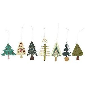 Christmas Tree · Birchcraft Christmas Tree Decorations From Johnlewis.com  ...