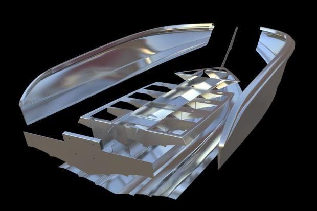 aluminium boats manufacturing - Поиск в Google | Aluminum ...