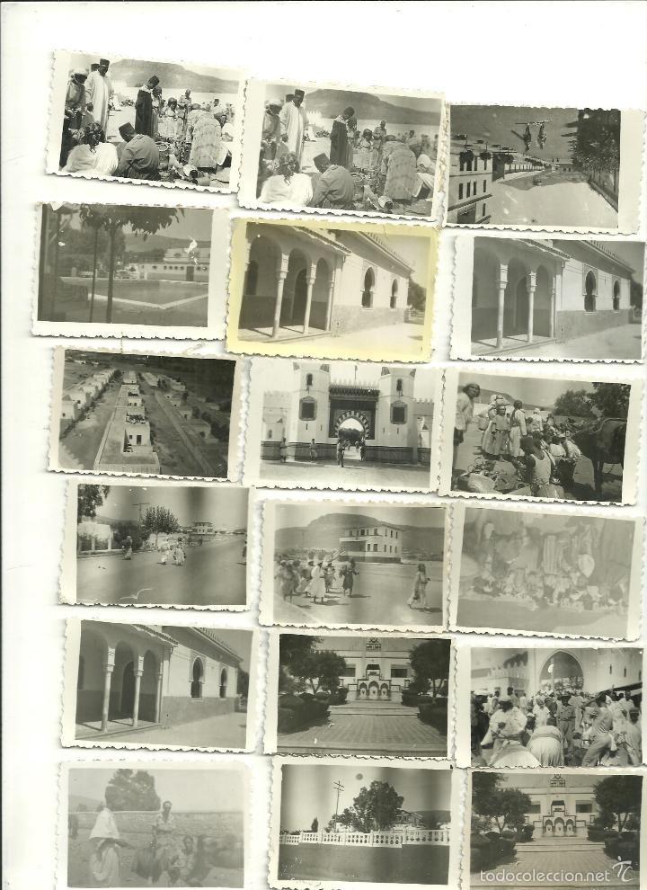 Fotografía antigua: MARRUECOS-RIF-NADOR-SEGANGAN-FOTOS ETNOGRÁFICAS ...
