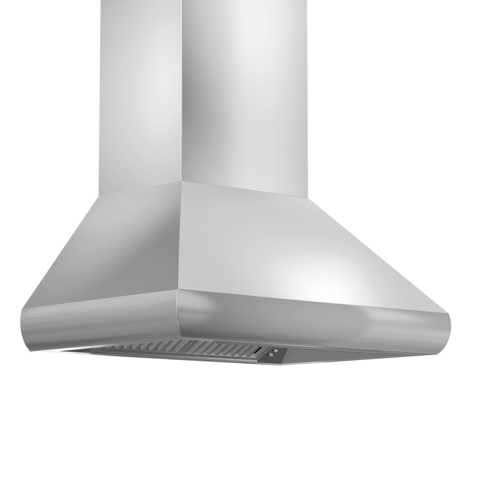 Zline Kitchen And Bath Zline 42 In Professional Wall Mount Range Hood In Stainless Steel 687 42 687 42 Wall Mount Range Hood Steel Wall Stainless Steel Range Hood