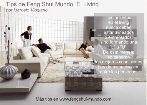 Feng shui para la sala de estar el feng shui en cada for Sala de estar feng shui