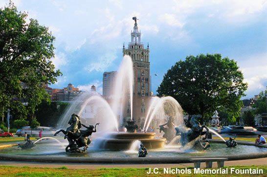 Kansas City Fountains