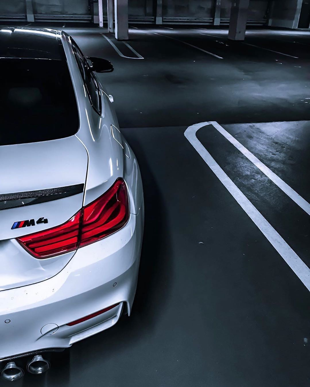 Performance Is More Than A Badge. The BMW M4 Coupé