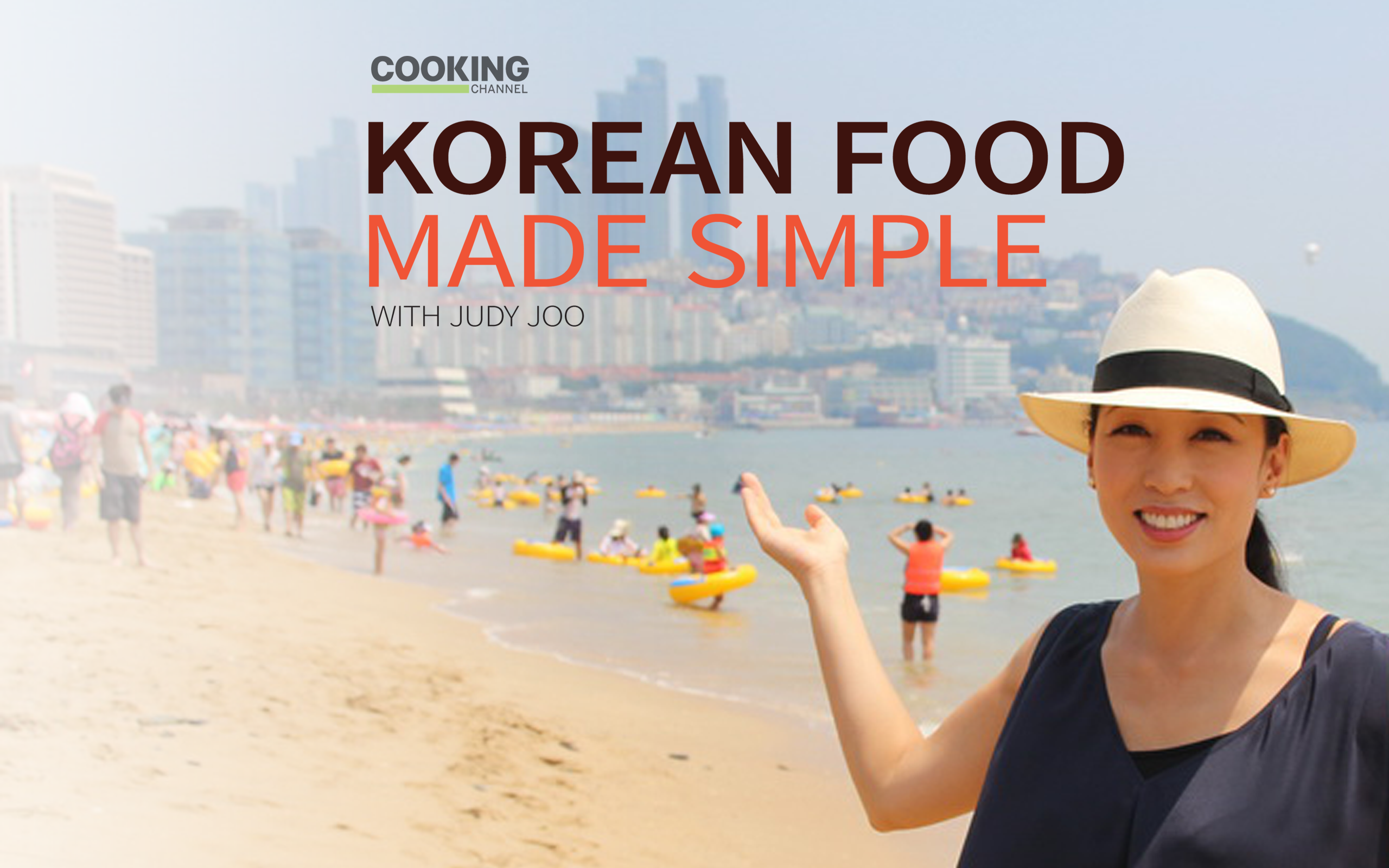 Korean food made simple on the cooking channel judy joo korean food made simple on the cooking channel judy joo forumfinder Image collections