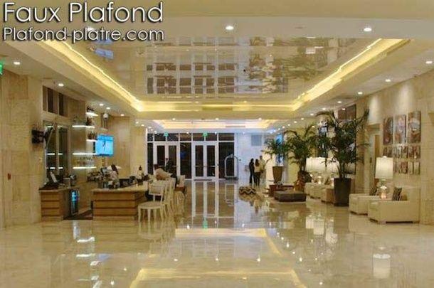Decoration Faux Plafond Salon Good Design Deco Faux Plafond Reims
