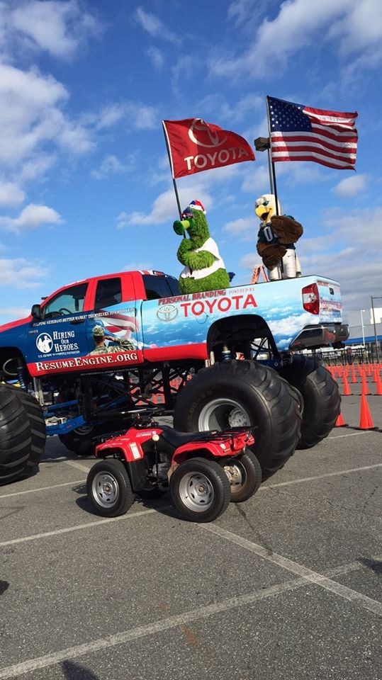 Toyota Dealers In Delaware >> Yesterday we joined other #Toyota dealers in the area for ...