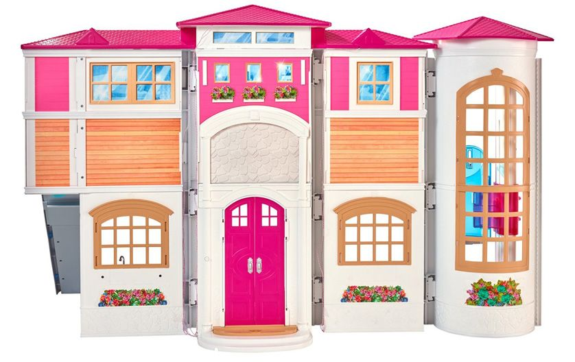 Pin by Lisa Miller on Barbie Houses  c10b7e0d7c30