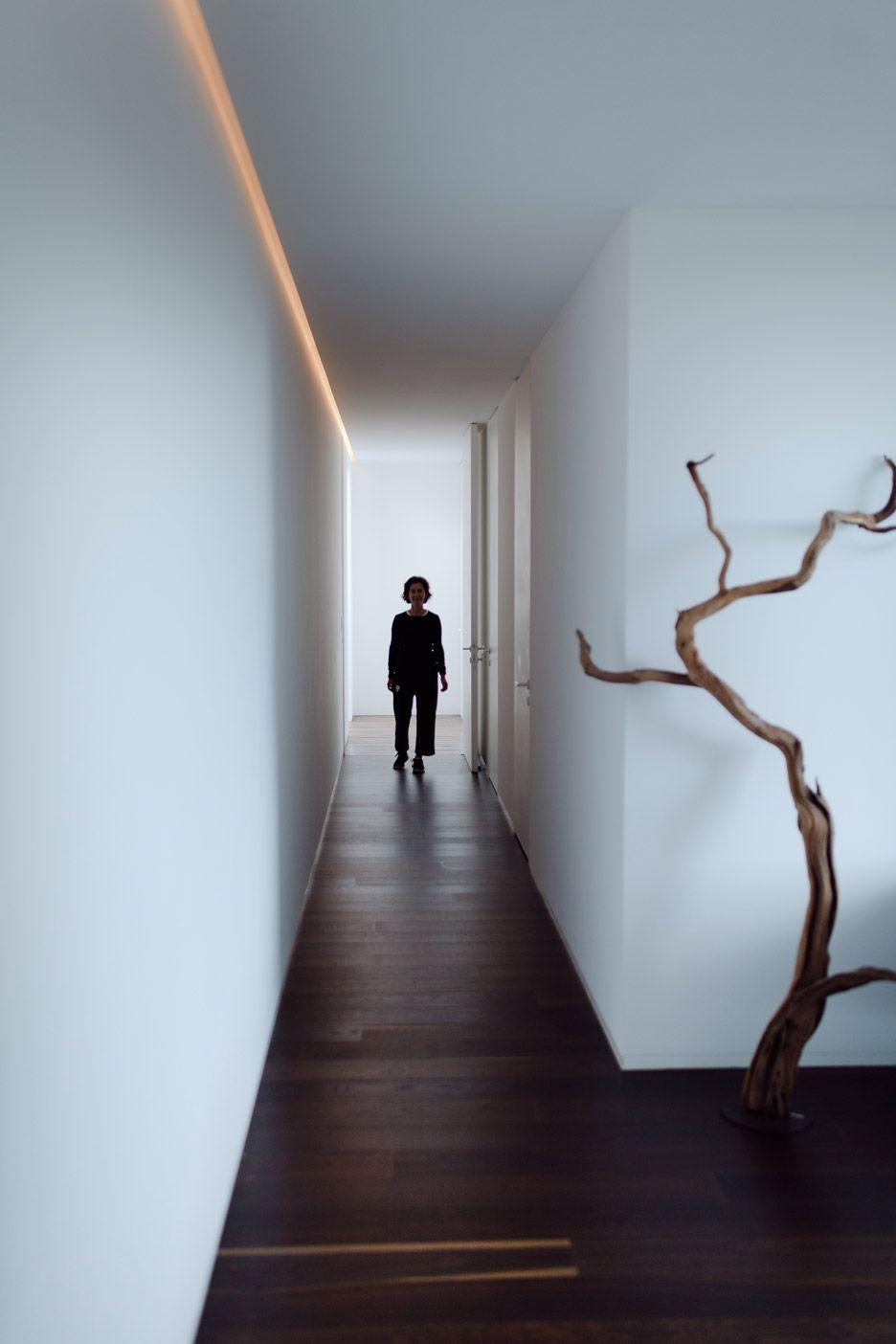 Corridor Roof Design: Corridor Lighting, Corridor