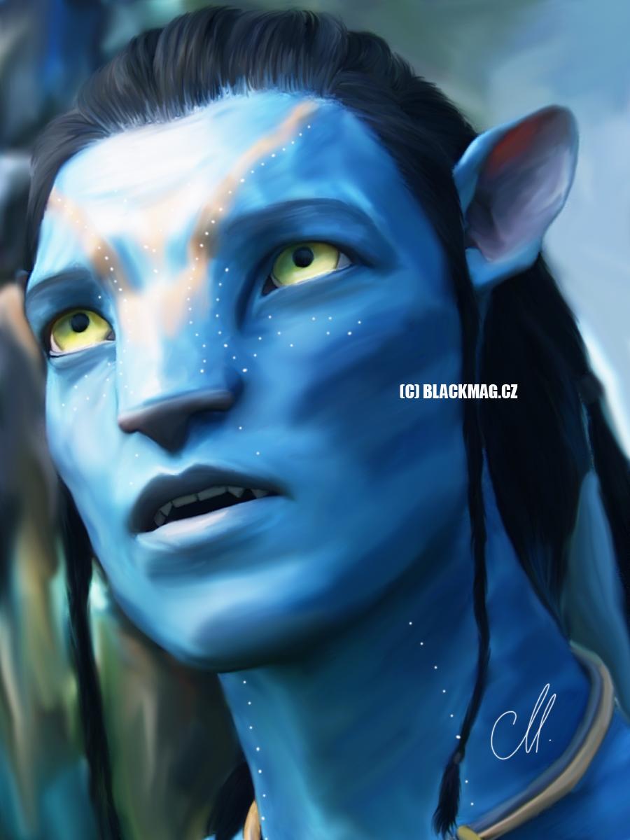 Jake Sully Sketch By Perlaque On Deviantart Avatar Pandora Avatar Avatar Movie