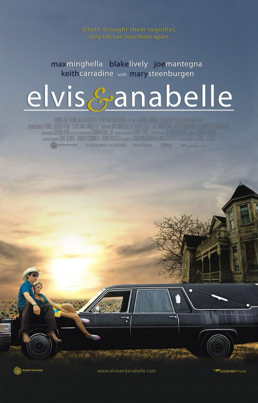 ELVIS AND ANABELLE  エターナル・キス