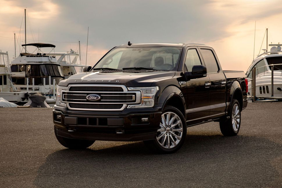 2019 Ford F 150 Limited Gets Raptor S 450 Horsepower Engine With