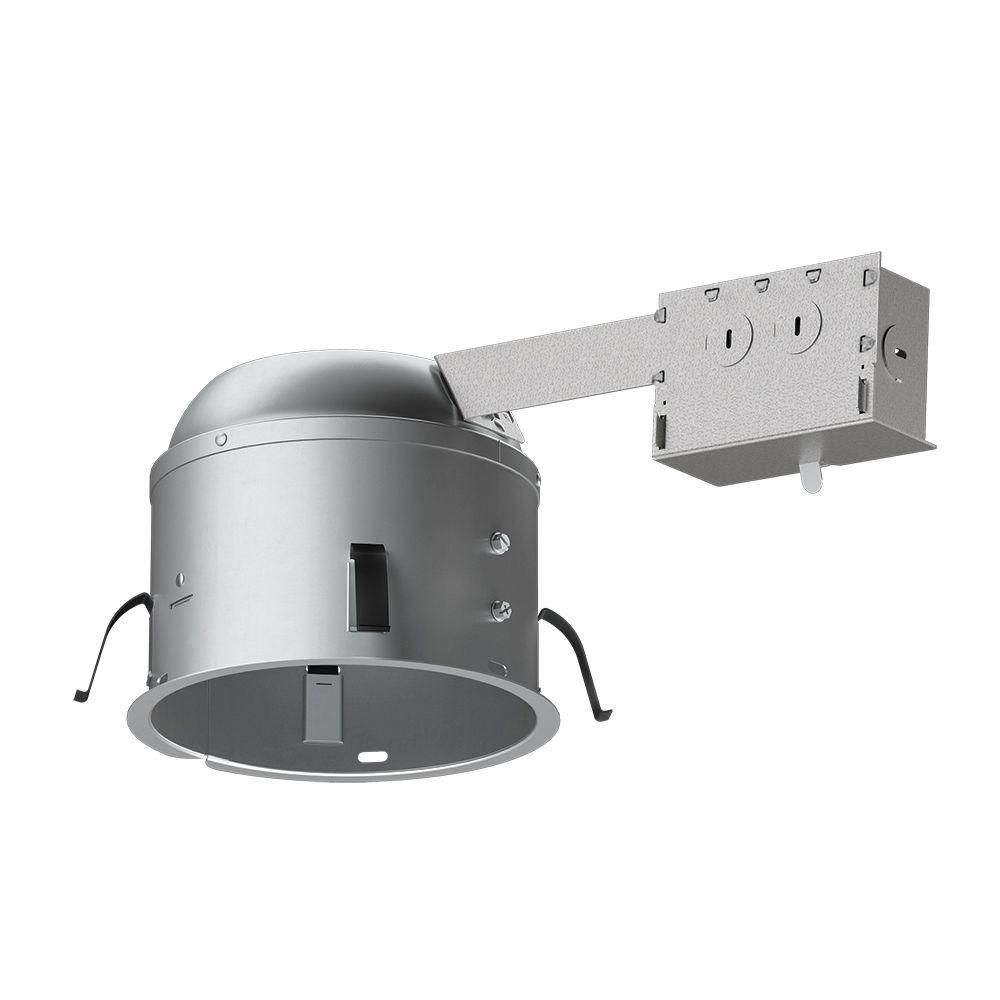 Halo H2750 6 In Aluminum Led Recessed Lighting Housing For Remodel Shallow Ceiling T24 In 2020 Recessed Lighting Led Recessed Lighting Installing Recessed Lighting