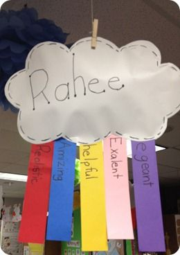 Name-Bow Acrostic Poems
