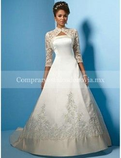 Quarter Sleeve Lace Sleeves Slightly More Casual I Think It Would Be Beautiful With A Full For Formal Wedding