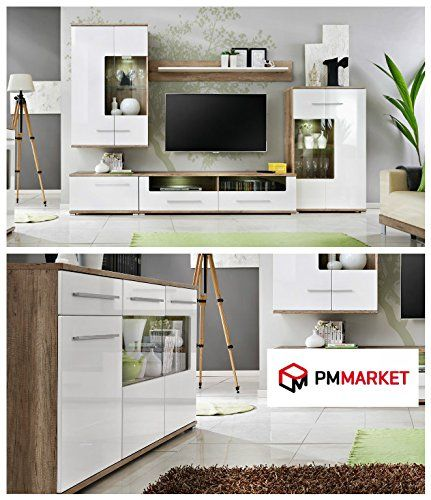 Living Room High Gloss Furniture Tall Display Wall Unit Tv Cabinet Captivating Cabinet Design For Living Room Inspiration