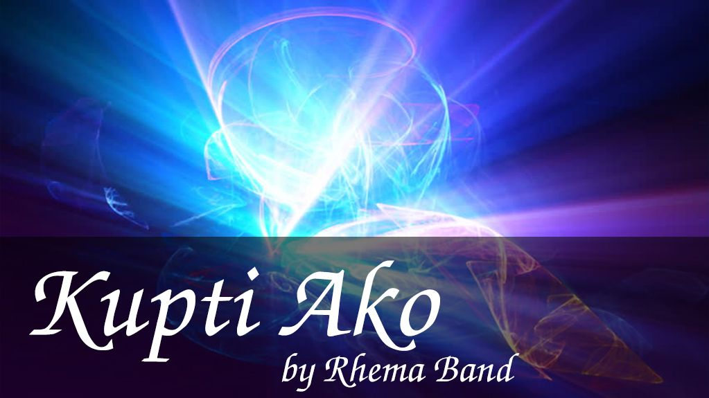 Kupti Ako By Rhema Band In 2018 Creating Worship Song Pinterest