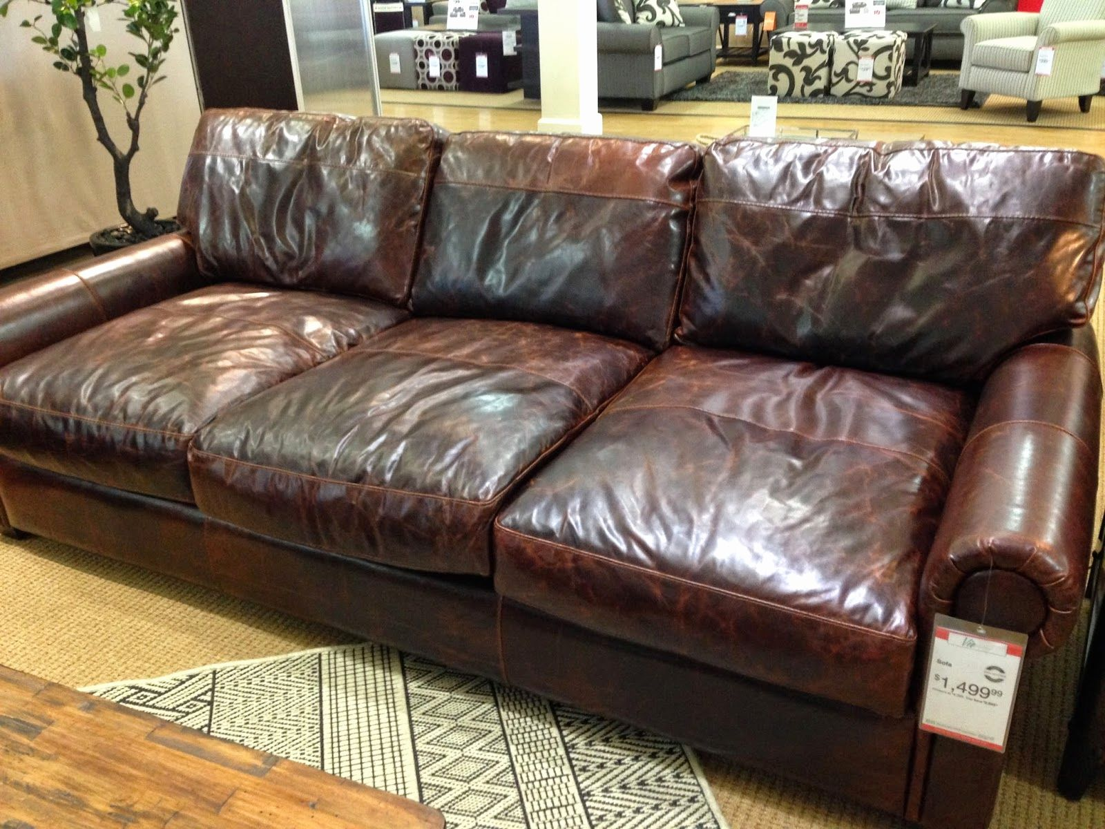 Ideas Lancaster Leather Sofa Images