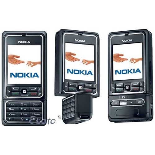 Nokia Body Housing Replacement For Nokia 3250 http://shopperstech ...
