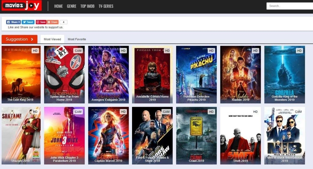 Moviesjoy Watch Movies Free Online Pdf With Images Streaming